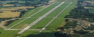 Om Vojens Lufthavn